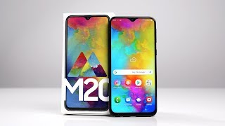 Unboxing: Samsung Galaxy M20 (Deutsch) - 5000mAh Akku & 229€ UVP   SwagTab