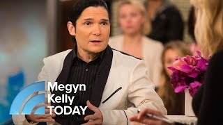 Former Child Star Corey Feldman Talks About His Hollywood Pedophilia Claims | Megyn Kelly TODAY
