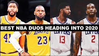 Ranking The 10 Best Duos Heading into the 2020 NBA Season
