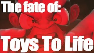 The Fate of Toys To Life