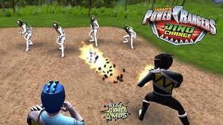 Power Rangers Dino Charge Rumble HD | Battle Sledge and his monster army By StoryToys Entertainment
