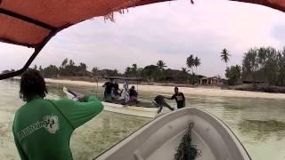 Kitesurf Zanzibar 2014 HD