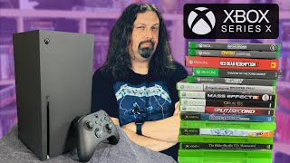 It's here! XBOX SERIES X - Testing 4 generations of Xbox games!