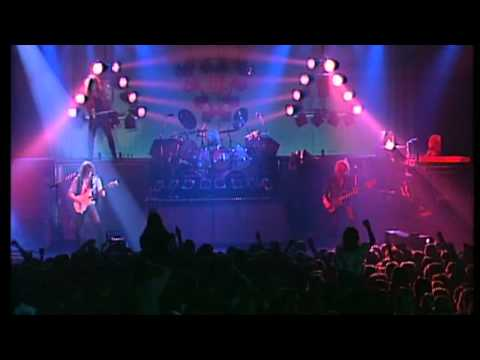Europe - Stormwind - Live 1986