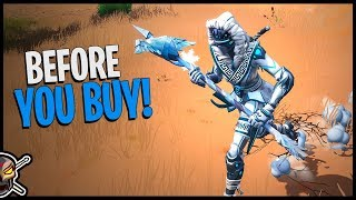 All Back Blings On Snowstrike! Frozen Gear Bundle | Snowblades Glider - Before You Buy - YouTube