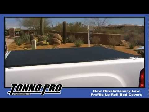 Tonno Pro Low Roll Tonneau Cover