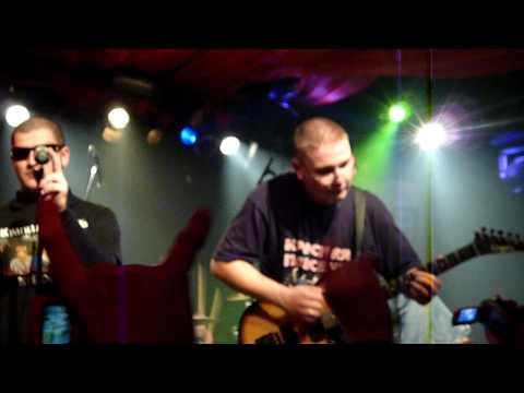 Красная Плесень концерт 21.11.09 - Металлист Балалайкин