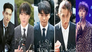 K-pop stars investigated for s.e.x scandals, quit entertainment industry