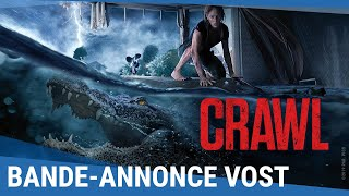 Crawl :  bande-annonce VOST