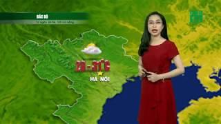 VTC14 | Thời tiết 12h 26/04/2018| Đêm nay và ngày mai Bắc Trung Bộ vẫn có mưa dông
