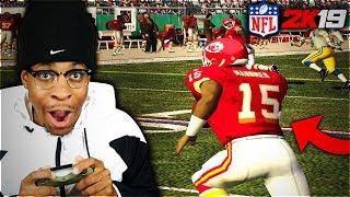 THROWBACK CLASSIC! NFL 2K Football Game Modes Were CRAZY! NFL 2K19 / NFL 2K5