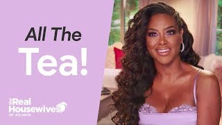 Kenya Moore Returns to RHOA Leaving Nene SHOOK