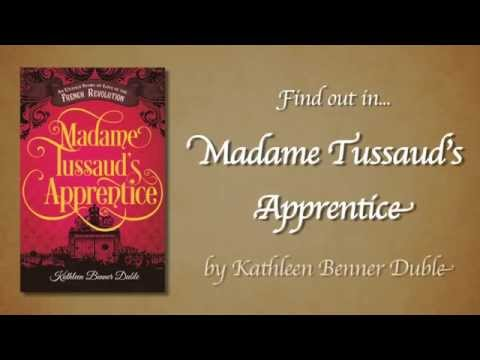 Madame Tussaud's Apprentice Book Trailer