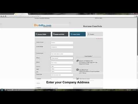 Verified business classifieds in Bizbilla