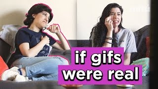 If GIFs Were Used in REAL LIFE   mitú