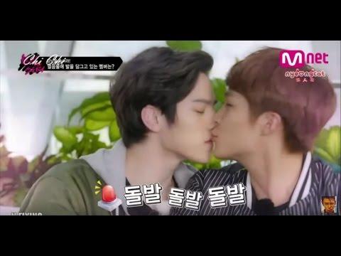 [PART 5] Kiss Kiss Kiss (BTOB, EXO, VIXX, BLOCK B, INFINITE, TEEN TOP, N.FLYING, B1A4, TOPP DOGG)