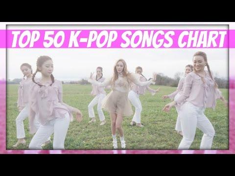 [TOP 50] K-POP SONGS CHART • DECEMBER 2016 (WEEK 2)
