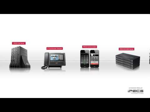 Ericsson LG iPECS Business Phone System from Bluecube