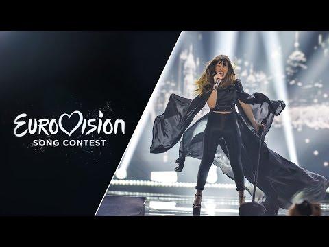 Leonor Andrade - Há Um Mar Que Nos Separa (Portugal) - LIVE at Eurovision 2015: Semi-Final 2
