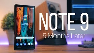 Galaxy Note 9 revisit: 5 months later