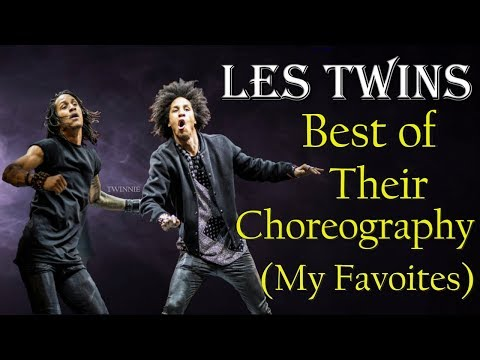 Les Twins | Best of Their Choreography
