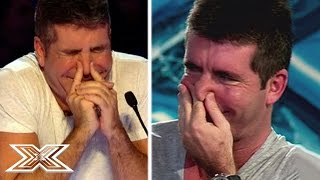 When Judges Get The Giggles | X Factor UK