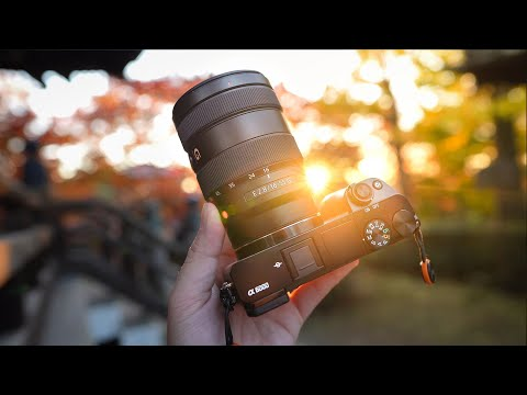 video Sony Alpha A6000 Zwart + PZ 16-50mm OSS
