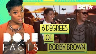 Bobby Brown's 6 Degrees of Separation from Lil Pump?! | Dope Facts
