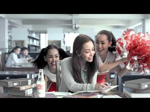 "Vitamilk Philippines ""Pagudtom"" TVC - Cheer"