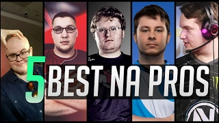 BEST NA PRO PLAYERS | OVERWATCH