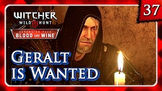 Witcher 3 🌟 BLOOD AND WINE 🌟 Bounty on Geralt's Head (the Cintrian) #37
