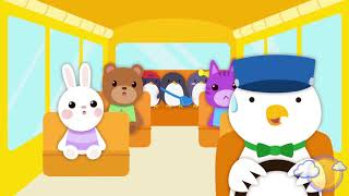 The Wheels on The Bus   Nursery Rhymes for Children   CheeriToons