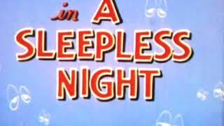 Sleepless nights #insomnia