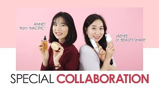 SPECIAL COLLABORATION │ BEAUTY SHAKE COLLABORATION #1