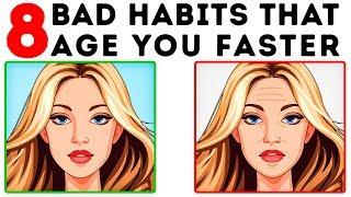 8 Skin Habits That Make You Look Older