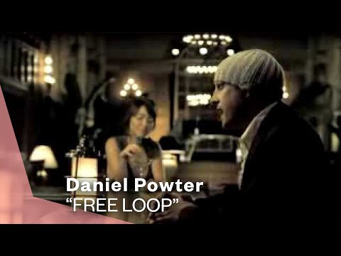 Daniel Powter - Free Loop (Video)