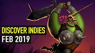 Top 15 Indie Games from #DiscoverIndies February 2019