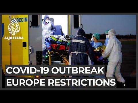 Europe reimposes lockdowns as coronavirus cases surge