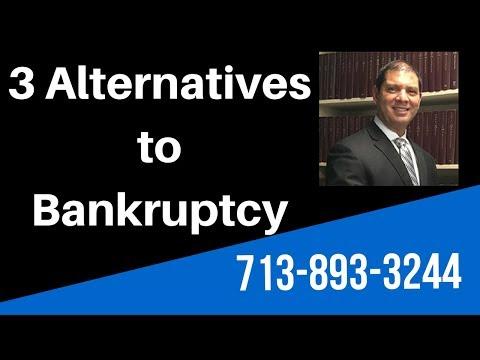 Best Houston bankruptcy attorneys Bankruptcy Alternatives