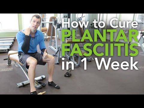 How To Treat Plantar Fasciitis