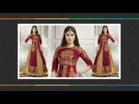 Long Anarkali Suits & 2017 Latest Designer Dresses Indian Collection for Ladies | Designers And You
