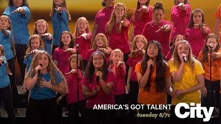Voices of Hope Choir Golden Buzzer