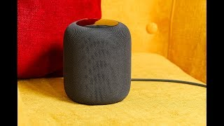 Apple HomePod Audio quality test