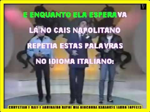 Baixar VIDEO KARAOKE CRISTHIAN E RALF E AGUINALDO RAYOL MIA GIOCONDA