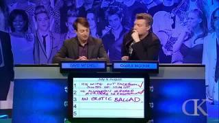 The Big Fat Quiz of the Year 2009 - With Synced Audio