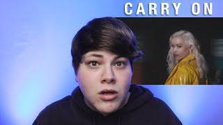 Kygo, Rita Ora - Carry On (REACTION)