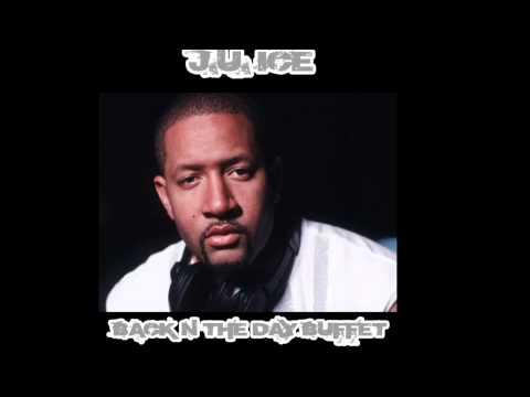 MC JUICE - NASTY FREESTYLE (Back N The Day Buffet) J.U. ICE