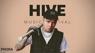 Phora - To The Moon [Live at Hive Music Festival] SLC