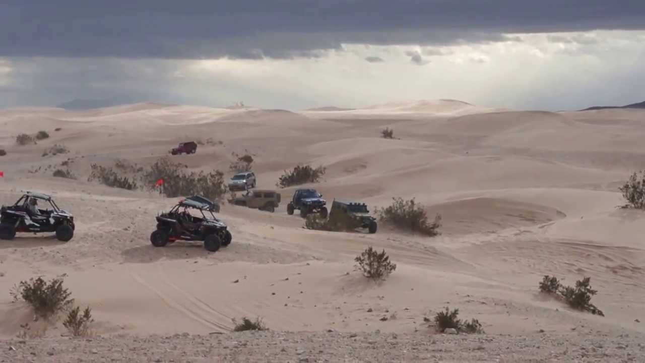 Nellis Dunes - Toys for Tots Run - 12-7-2013 - YouTube