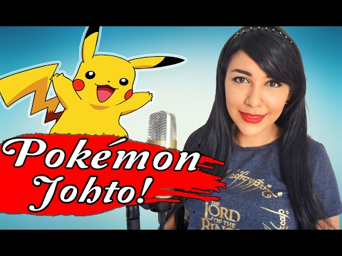 Pokemon Johto - Abertura (Português - Completa)
